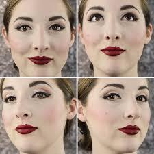 flapper makeup tutorial step 7