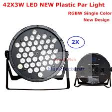 Eyourlife Dj Lights Us 152 0 2pcs Lot Eyourlife 42x3w Led Stage Par Light High Power Led Par Cans Strobe Effect Dmx512 Dj Disco Equipment Fast Shipping In Stage
