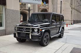 mercedes g wagon 2015.  Wagon Used 2015 MercedesBenz GClass G63 AMG  Chicago IL Inside Mercedes G Wagon