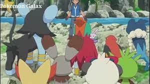 Pokemon XY Kalos Quest Episode 8 Amv __ Pokemon Season 18 Latest Episode -  YouTube