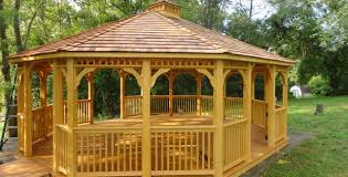 Free Gazebo Plans-14 DIY Ideas to Enjoy Outdoor Living  Home And Gardening  Ideas