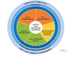 core sel competencies print the wheel