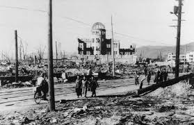 atomic bombings of hiroshima and nagasaki publishistory blog reflections on hiroshima by bill gordon