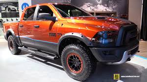 dodge ram 2016 rebel. Wonderful 2016 2016 Ram 1500 Rebel X Mopar Customized  Exterior And Interior Walkaround  Detroit Auto Show YouTube In Dodge E