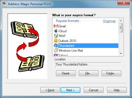 Convert Address Books And Email Between Popular Email