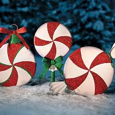 Candy Cane Yard Decorations outdoor candy decorations My Web Value 35