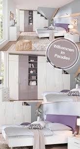 Ksw Von Wellemöbel Komplett Schlafzimmer Weiß Lila Pastels