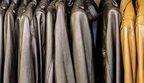 leather jacket experts dry cleaners