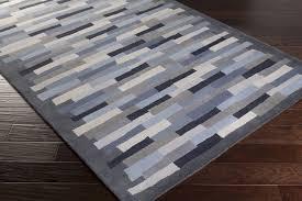 surya rpressure psr 7019 grey grey navy cobalt grey ivory closeout area rug