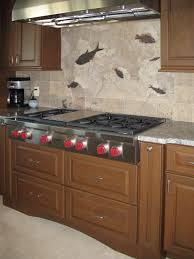Murals For Kitchen Backsplash Tiles Backsplashes Kitchen Murals Backsplash Aromabydesignus