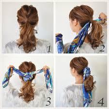 夏は涼しくヘアアレンジ Instagramで人気の美容師が教える超簡単で