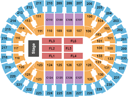 Quicken Loans Seating Chart Bob Seger Concerts Tickets Seating Chart Quicken Loans