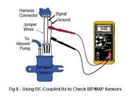 p0069 manifold absolute pressure barometric pressure correlation testing digital map sensor