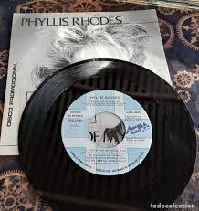 phyllis rhodes.heart of my soul.marlboro music - Comprar Singles Vinilos  música Pop - Rock Extranjero de los 80 en todocoleccion - 160413186