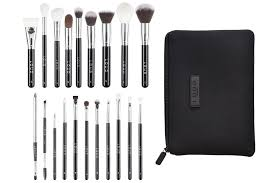 full makeup brush set. loud makeup 20pc brush set full
