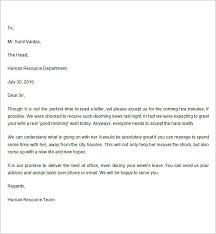 Condolence Letter Templates