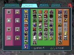 Digimon Version 1 Evolution Chart Post 105 All 61 Evolution Trees In Digimon World 1