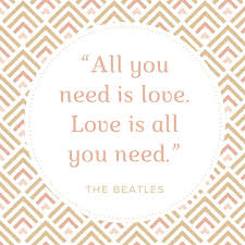 Beatles Love Quotes New 48 Most Popular Quotes For Wedding Invitations Southern Living