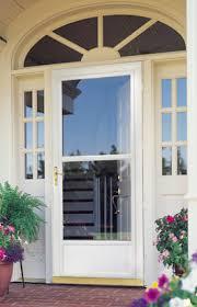 front storm doorsStorm doors A good home investment  Woods Home Maintenance