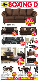 Leons Furniture Kitchener Flyer Leons Boxing Day Flyer Dec 26 To Jan 5