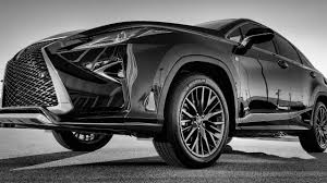 2017 Lexus RX 350 F Sport Review The Best Lexus Luxury SUV Review ...