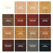 Java Gel Stain Color Chart Imneed Com Co