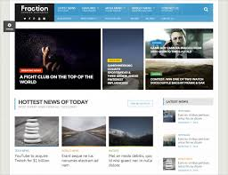 News Channel Html5 Website Templates Themes Webinsect