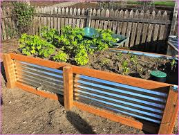 corrugated metal garden beds. Delighful Corrugated Corrugated Metal Raised Garden Beds Diy On C