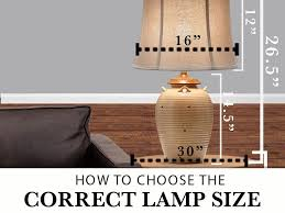 table lamps living room table lamp shades