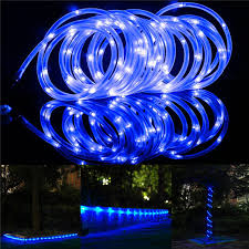 Best Outdoor Solar Powered Rope Lights  Top 3 ReviewsSolar Rope Christmas Lights