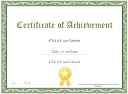 Award Certificate Templates Free Award Certificate Template Free Printable Certificates