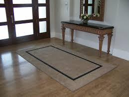 inset border entry area rug from southwest bind n stix llc