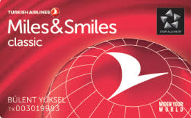 Turkish Airlines Miles Smiles Rewards Program Review