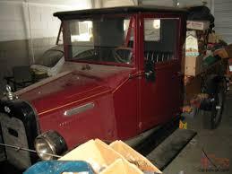 Barn Find 1928 International SA Cab 1 Ton Pickup Truck