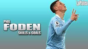 Phil Foden 2021 - Skills , Goals & Assists - HD - YouTube