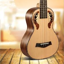 <b>SevenAngel 26 inch Tenor</b> Ukulele Ingrid Spruce Grape Style ...