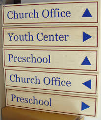 Preschool bathroom signs Toilet D13139 Directional Signs For Church Office Youth Center And Preschool Clip Art Mag Church And Religious Signs Plaques