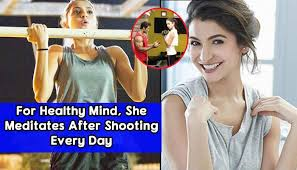 Anushka Sharma Fitness Diet And Workout Secrets Revealed
