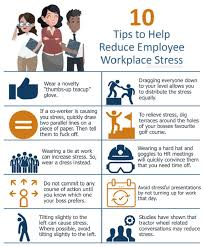 10 Tips To Help Reduce Employee Workplace Stress The Poke