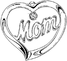 Coloring Pages For Girls Hearts