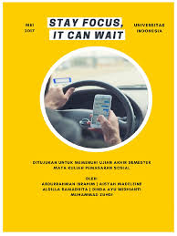 Direktori bisnis dan b2b marketplace terbesar di indonesia menyediakan berbagai produk dan layanan bisnis terlengkap dari perusahaan terpercaya Proposal Pemasaran Sosial Safe Driving