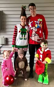 the grinch baby costume. Interesting The Grinch Themed Family Halloween Costumes 2016 For The Baby Costume T