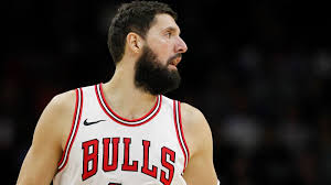nikola mirotic. Plain Nikola Nikola Mirotic Will Sit Most Likely Until The Feb 8 Trade Deadline   Chicago Tribune And O