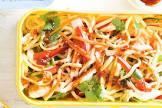 carrot and hokkien noodle salad
