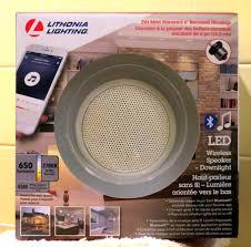 Lithonia Lighting Reviews Lithonia 6sl Wireless Speaker Downlight Review The Digital