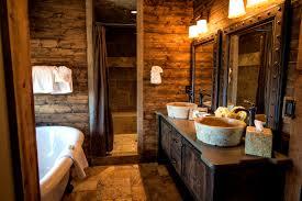 Log Cabin Bathroom Decor Accessories Foxy Log Cabin Bathrooms Your Home Decorations