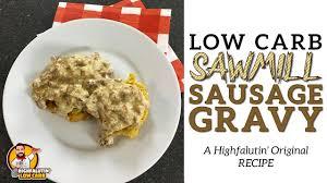 Country Style Gravy Recipe
