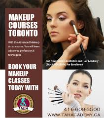 upgrade your make up skills by joining tahacadeny we provide best makeup courses and cles from professionals in toronto here students will be exposed