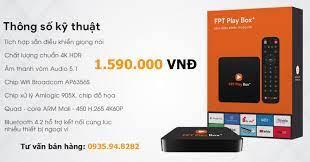 FPT PLAY BOX - FPT Telecom Kon Tum