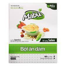 Bột Ăn Dặm Mabu (400g) | Baby170